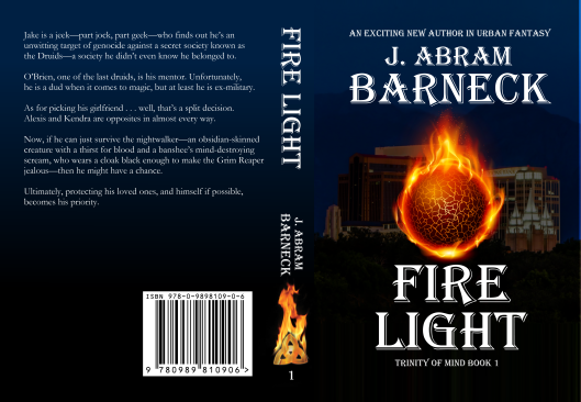 Fire Light Cover